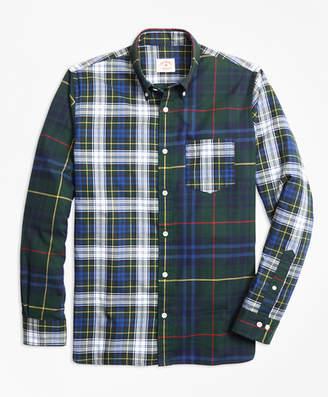 Brooks Brothers Tartan Cotton Flannel Fun Shirt