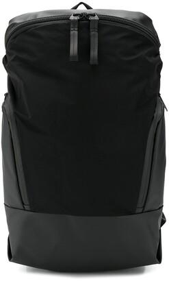 Côte&Ciel zip panelled backpack