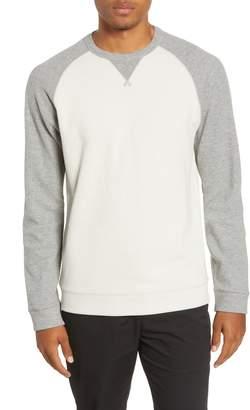 Vince Classic Fit Raglan Crewneck T-Shirt