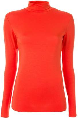 LAYEUR turtleneck top