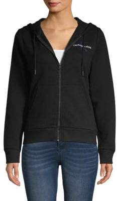 Calvin Klein Jeans Classic Full-Zip Hoodie