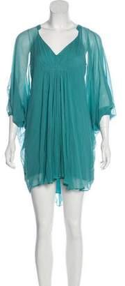 Diane von Furstenberg Fleurette Mini Dress
