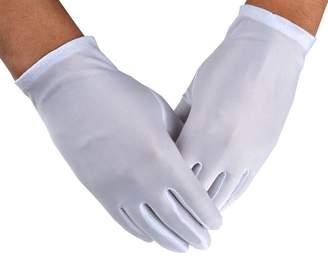 jishen Spandex high elastic etiquette glove