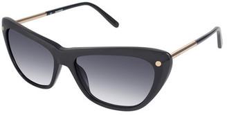 Balmain Women&s Cat Eye Sunglasses $210 thestylecure.com