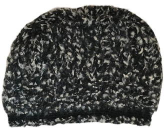 Chanel Black Cashmere Hats