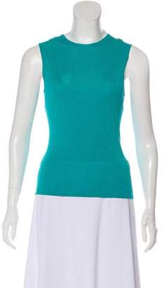 Versace Sleeveless Casual Top