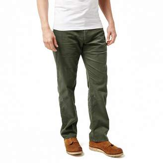 Craghoppers Green 'Bardsley' Cord Outdoor Regular Trousers
