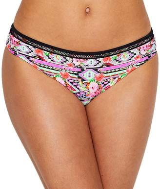 Freya Texas Rose Bikini Bottom, XL