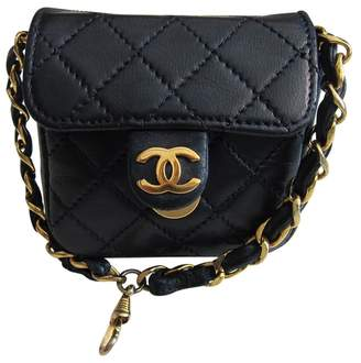 Chanel Timeless leather clutch bag
