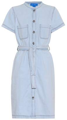 MiH Jeans Kornfield denim shirt dress