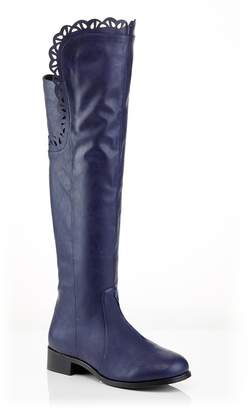 Henry Ferrera Marina Women's Knee High Boots