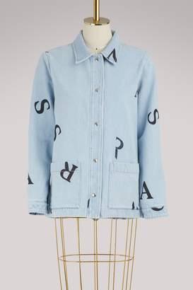 Roseanna Worker denim jacket