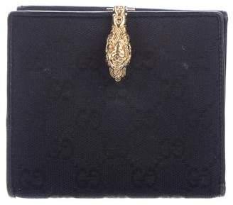 Gucci GG Canvas Bifold Wallet