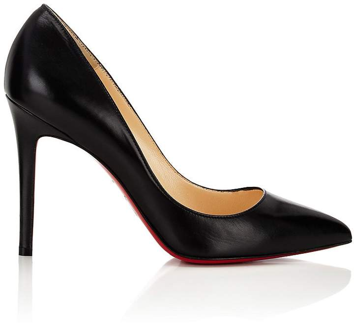 Christian Louboutin Women's Pigalle Leather Pumps