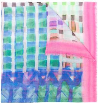 Missoni printed woven scarf
