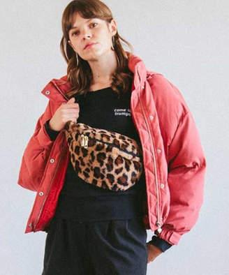 Heather (ヘザー) - フードショートナカワタジャケット