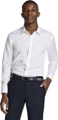 yd. WHITE CHAPEL DRESS SHIRT