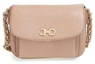 Salvatore Ferragamo 'Small Sandrine' Shoulder Bag $1,250 thestylecure.com