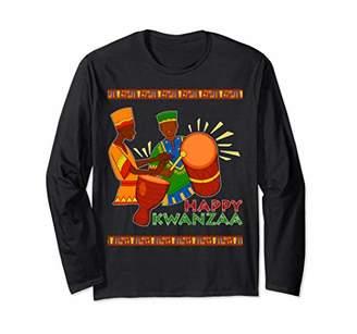 Kwanzaa African American Holiday Gift T-Shirt