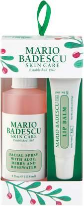 Mario Badescu Facial Spray & Lip Balm Ornament Duo