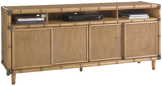 Tommy Bahama Sea Crest Media Console - Warm Umber