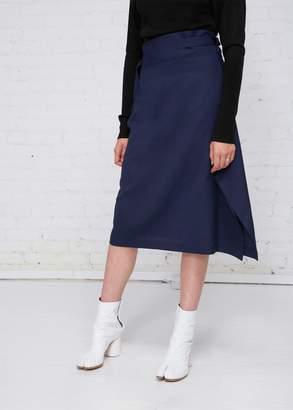 Issey Miyake 132 5 Asymmetrical Skirt