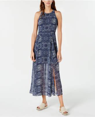 Tommy Hilfiger Printed Maxi Dress