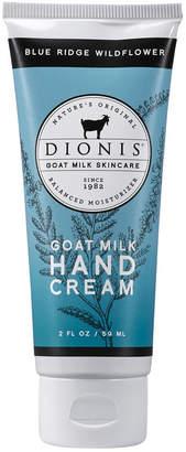 Dionis Hand Cream, Blue Ridge Wildflower