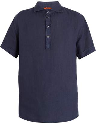 Barena VENEZIA Point-collar linen shirt