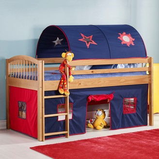 LOFT Bolton Addison Junior Blue Playhouse Bed