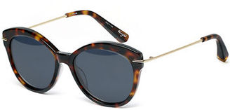 Elizabeth and James Wright Acetate Butterfly Sunglasses $195 thestylecure.com