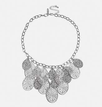 Avenue Filigree Cluster Necklace