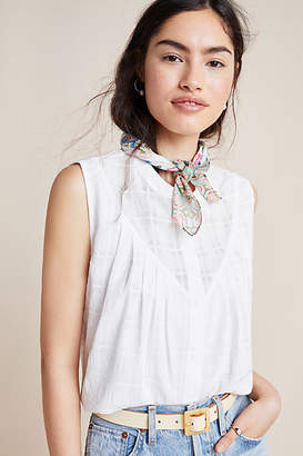 Current Air Piper Sleeveless Blouse
