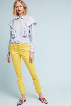 Anthropologie The Essential Slim Trousers