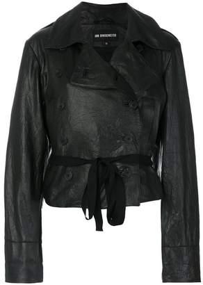 Ann Demeulemeester Harmon jacket