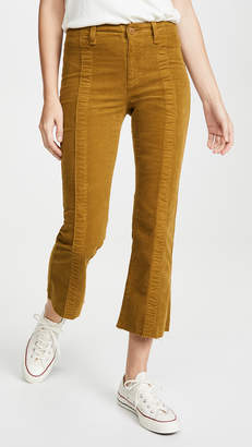 AG Jeans The Paneled Quinne Crop Pants
