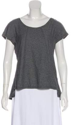 Marc by Marc Jacobs Short Sleeve Flared Top