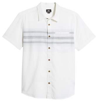 O'Neill Lariat Stripe Woven Shirt