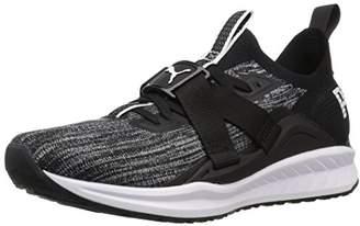ff161442dcc Puma Women s Ignite Evoknit Lo 2 Wn Sneaker Black-Quiet Shade White