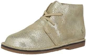 Polo Ralph Lauren Girls' Carl Chukka Boot