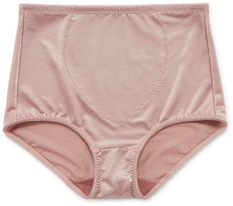 JCPenney Underscore Rainbow Stretch Satin Tummy Panel Light Control Control Briefs 123-3904