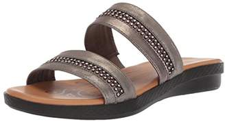 Easy Street Shoes Women's Dionne Flat Sandal