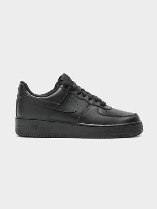c951545e47b106 Nike Womens Air Force 1  07 Sneakers in Black