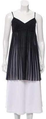 Chanel Sleeveless Wool Tunic