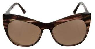 Elizabeth and James Lafayette Cat-Eye Sunglasses
