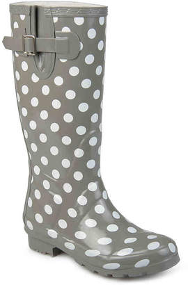 Journee Collection Mist Rain Boot - Women's