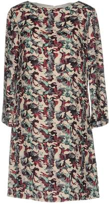 ANONYME DESIGNERS Short dresses - Item 34816069