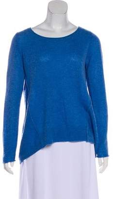 360 Sweater Cashmere Long Sleeve Top