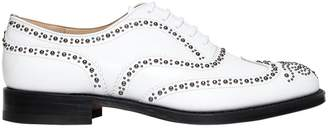 Church's Burwood Studded Leather Lace-Up Shoes