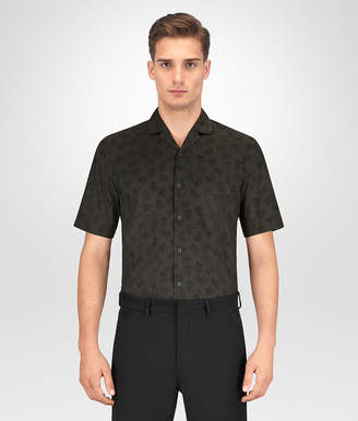 Bottega Veneta MOSS COTTON SHIRT